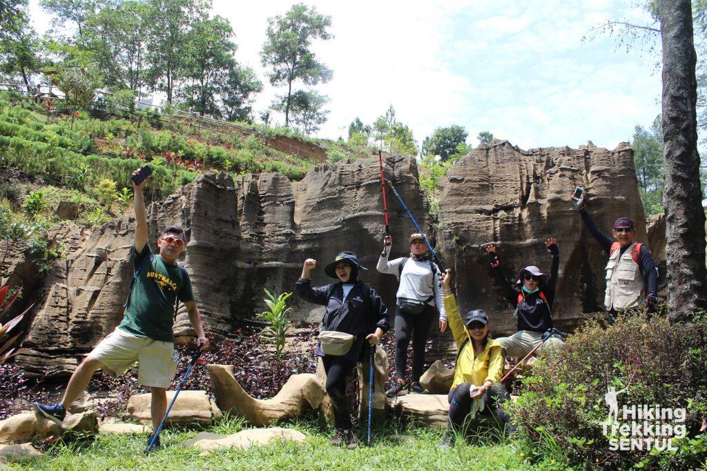 Rute trekking goa garunggang 2021